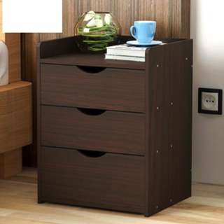 Bedside Cabinet #4 (Walnut is available)