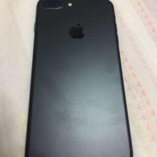 Iphone 7 plus with warranty