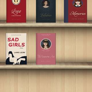Lang Leav ebook
