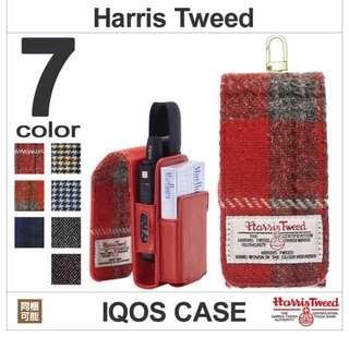 🇯🇵日本直送 HarrisbTweed IQOS 專用case