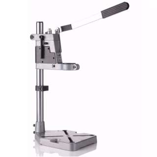 Brand New Bench Drill Press Stand Drilling (Aluminum) Grinder Workstation Dremel Workbench Size smaller than 43mm