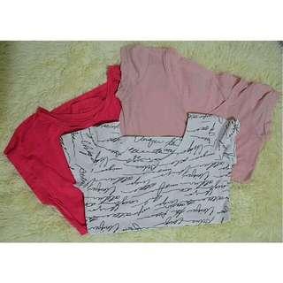 Comfy shirts bundle (3)