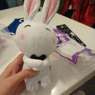 可換物-元祖兔子