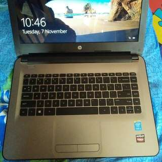 Hp Laptop i3 5th Gen. 15.6inches