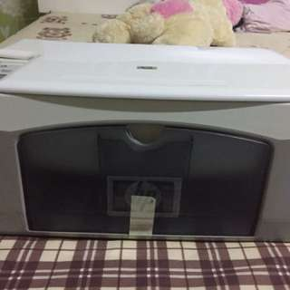 HP PRINTER Deskjet F380 (include tinta warna belum dibuka)