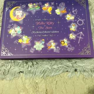 Limited Edition Hello Kitty Stamp Album