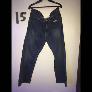 American Champ Baggy Jeans Size 32
