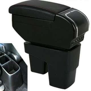 Honda Jazz/Fit Armrest with 7 USB ports