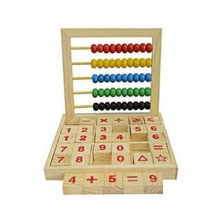 Abacus Study Blocks