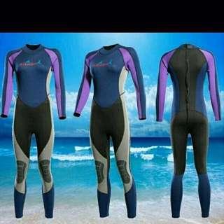 Wetsuit Diving- Free Diving- Snorkeling