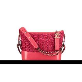 [Chanel] CHANEL'S GABRIELLE SMALL HOBO BAG CHANEL'S GABRIELLE 小型流浪袋