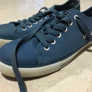 North Star - Blue Sneakers