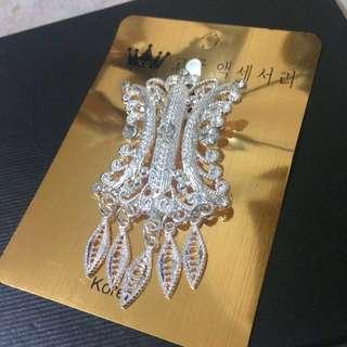 Brooch Aceh Silver