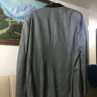 Gibson grey suit(size48)