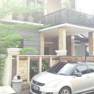 Rumah di villa rizki ilhami - dkt Gading Serpong