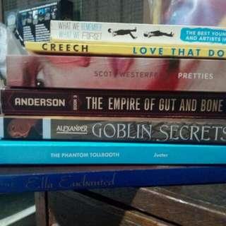 RUSH!!! Book Bundle 💞