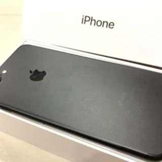 IPHONE 7 PLUS MATTE BLACK 256 GB FOR SALE