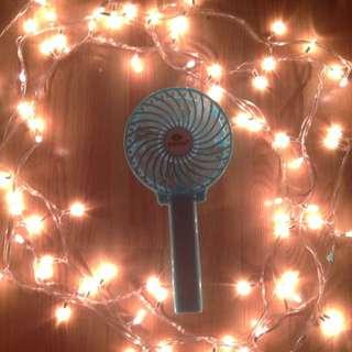 Lollipop rechargeable fan (used only once)