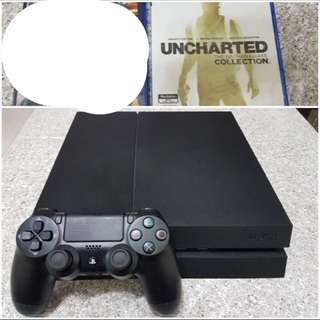 PS4 主機 手制 包game