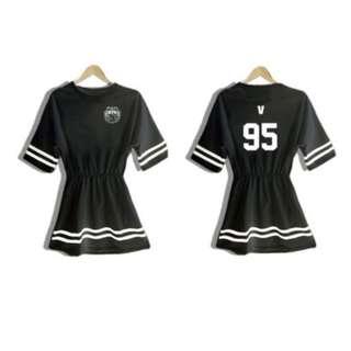 BTS V taehyung Dress