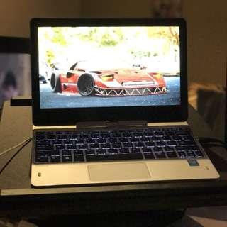 HP Revolve 810 2in1 Laptop Tablet