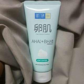 Hada Labo AHA+BHA ACNE CONTROL Face Wash