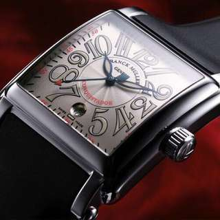Pre owned franck muller conquistador cortez 10000 h sc (authentic) full box included view to believe please pm for price