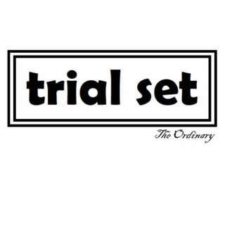 [Ready Stock] The Ordinary trial set