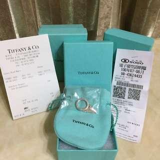 Tiffany&co 1837圓圈項鍊