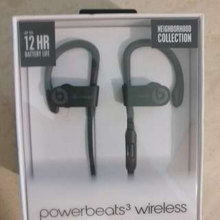 Powerbeats3 Wireless (new)