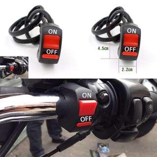 Motorbike On/Off switch(best selling)👍🏻👍🏻👍🏻