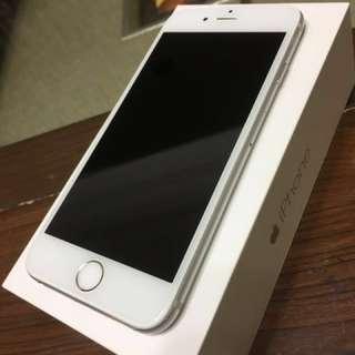 售 I PHONE 6 64GB 銀色