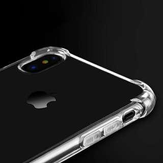 Iphone X防撞透明手機殼