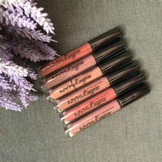 Original READY STOCK NYX LIP LINGERIE