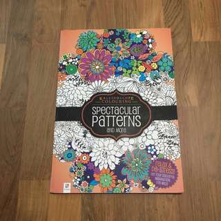 Mandala Colouring Book Spectacular Patterns and more Relax Adults and kids
