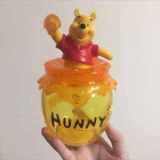 小熊維尼 收納罐