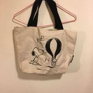 Snoopy 帆布袋