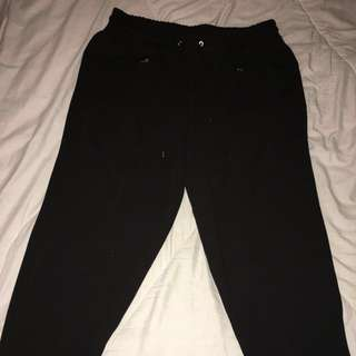 Fancy drawstring joggers from sirens