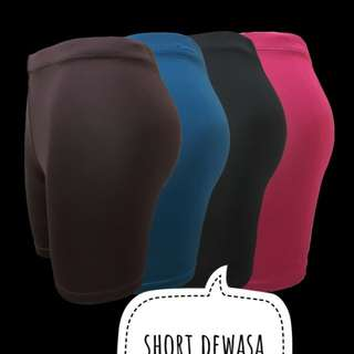 Celana Short / jegging best seller