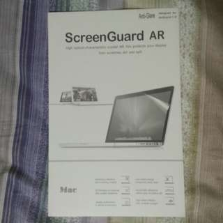 Matte Anti glare screen protector for macbook air 11 inch