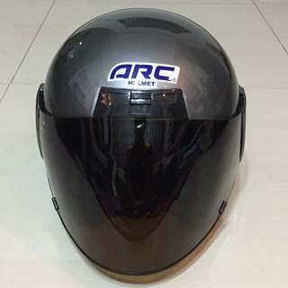Arc Astro Helmet (With tinted visor)