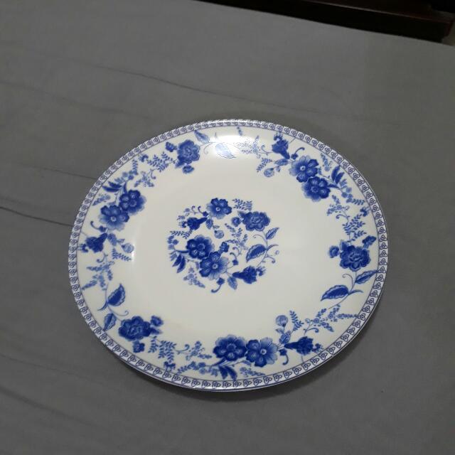 青花骨瓷/盤子