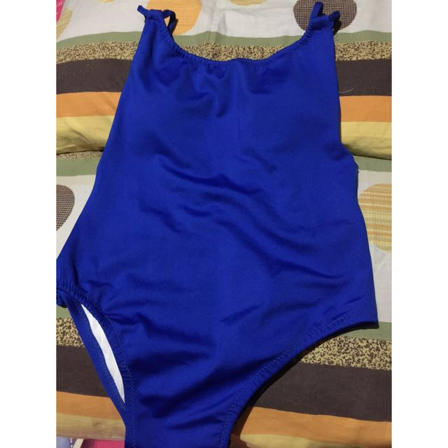 ‼️ BARGAIN. Royal Blue Lowback swimsuit ‼️