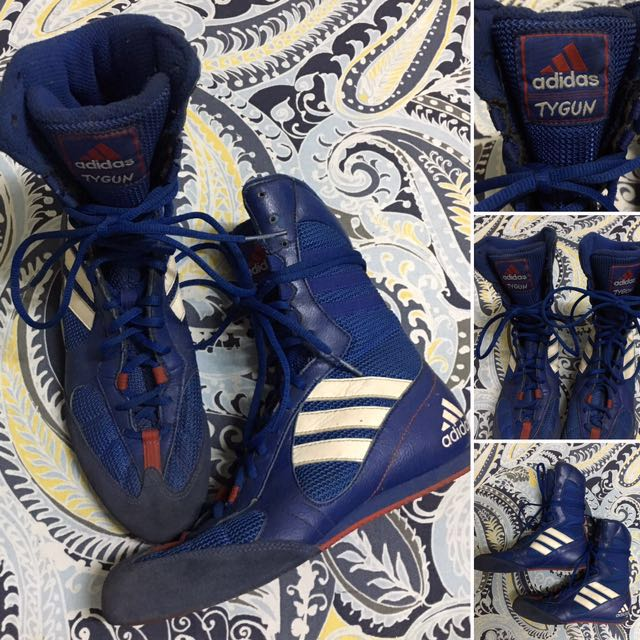 Adidas Tygun Boxing Shoes 883488a41