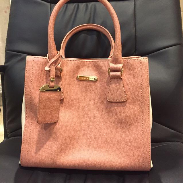 Anne Klein Dusty Pink bag