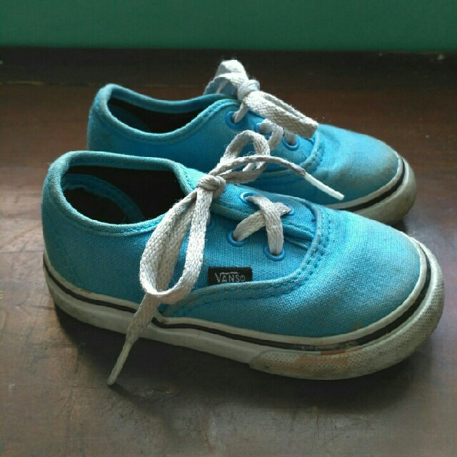 Authentic Baby Vans