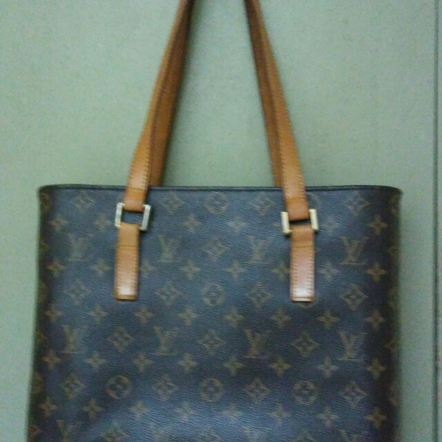 AUTHENTIC LV M40415 Monogram Canvas Bag