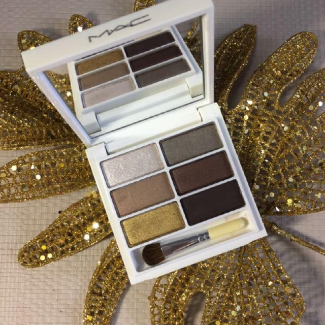 Authentic MAC Eyeshadow Palette