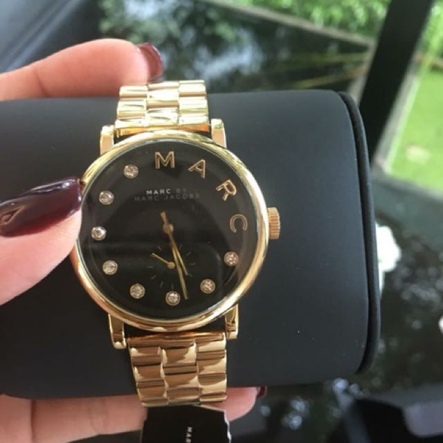 Authentic NWT Marc Jacobs Watch