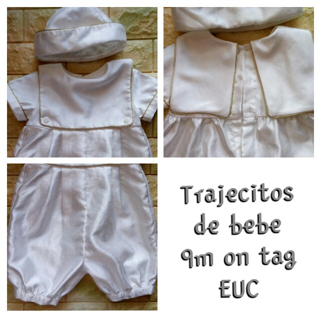 SALE! Baptismal / Christening Attire